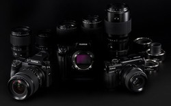 Fujifilm sẽ thống trị mảng máy ảnh cảm biến Medium Format