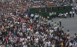 Tuần lễ Vàng ở Trung Quốc: Những con số đáng kinh ngạc đằng sau cuộc di cư lớn nhất trong lịch sử loài người