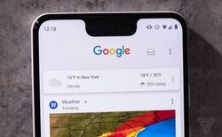 """Google không có lý do gì để làm cái """"tai thỏ"""" xấu đến như thế trên Pixel 3 XL"""
