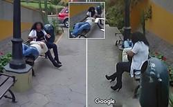 Chồng ly hôn vì trông thấy vợ tình tứ với người đàn ông khác qua Google Street View