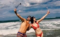 Chẳng cần phải mang theo smartphone hay máy ảnh, chỉ cần dụng cụ thần thánh này là có thể bao trọn ảnh selfie rồi