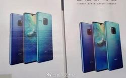 Lộ poster quảng cáo Huawei Mate 20, khoe ống kính siêu rộng, khả năng chụp macro siêu đỉnh, sạc siêu nhanh 40W