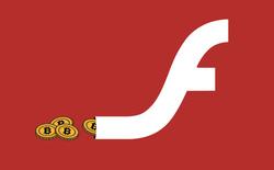 Hacker giấu malware đào tiền mã hóa ngay trong bản cập nhật Adobe Flash