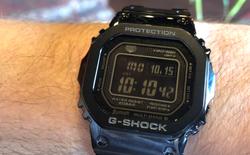 Casio tích hợp kết nối bluetooth vào chiếc đồng hồ G-Shock truyền thống của mình