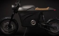 Ngỡ ngàng với vẻ đẹp hoài cổ đến từ mẫu xe máy chạy điện có giá tới 420 triệu đồng