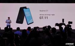 Thêm 1 thánh phá giá vừa đến Việt Nam: Realme tung 3 smartphone cấu hình ngon, camera kép nhưng giá sát ván với Xiaomi