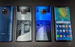 Ảnh thực tế Huawei Mate 20/Mate 20 Pro: quái vật cấu hình/camera thực thụ