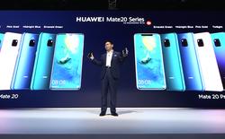 Huawei ra mắt Mate 20 và Mate 20 Pro: Quá nhiều công nghệ đến nỗi không thể viết đủ trên tít!