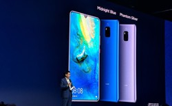 Huawei Mate 20X ra mắt: 3 camera, màn hình OLED giọt nước 7.21 inch, pin 5.000mAh, có bút như Galaxy Note9, tản nhiệt bằng film Graphene