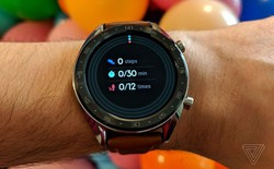 Đối đầu với Apple Watch, Huawei Watch GT cho phép theo dõi nhịp tim liên tục đến 14 ngày