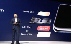 """Thẻ nhớ Nano mới của Huawei nghe có vẻ hấp dẫn, nhưng thực chất lại là """"một ý tưởng không hay"""""""