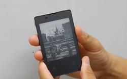 Hãng NTT Docomo ra mắt điện thoại mỏng nhất thế giới, chỉ 5,3mm, nặng 47 gram