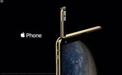 Concept iPhone 2019 với bút cảm ứng, tai thỏ lệch về bên trái và 5 camera