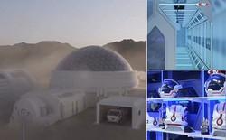 Làm mặt Trăng là chưa đủ, Trung Quốc còn tái tạo cả trạm sao Hỏa hết 1400 tỷ để dân đi du lịch