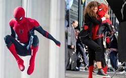 """Tom Holland khoe chiến bào mới nhân dịp """"Spider-Man 2: Far From Home"""" đóng máy"""