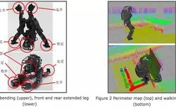 Chú robot Nhật Bản này có thể thi công tường thạch cao như một người thợ lành nghề