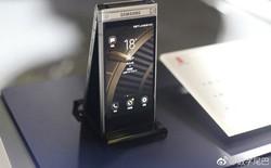 Samsung SM-W2019: Galaxy S9 trong hình hài điện thoại nắp gập