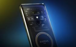 HTC đã cho phép đặt trước smartphone blockchain Exodus 1, có giá 0,15 BTC hoặc 4,78 ETH