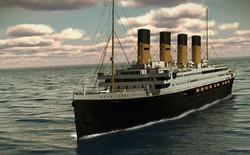 Con tàu huyền thoại Titanic sẽ trở lại vào năm 2020, vẫn đi theo lộ trình giống 100 năm trước