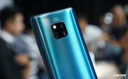 Không giống như ở Mỹ, Huawei vừa cho biết sản phẩm hãng tương thích với tất cả nhà mạng tại Việt Nam