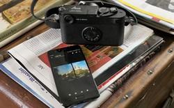 Máy ảnh mới của Leica có thể thay thế màn hình phía sau bằng smartphone