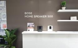 Ảnh thực tế loa Home Speaker 500 và Soundbar 500/700: giải pháp âm thanh tại gia mới nhất của Bose