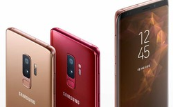 Samsung Galaxy S10 sẽ có tới 6 màu sắc khác nhau, có cả màu xanh lá cây
