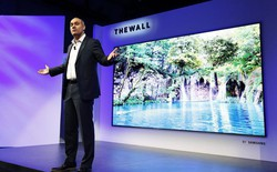 TV viền mỏng như tranh vẽ đã là gì, Samsung còn dự tính ra mắt dòng TV trong suốt vào năm 2019?