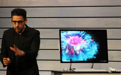 Microsoft chính thức trình làng Surface Studio 2 với GPU mạnh mẽ hơn, ổ SSD, giá từ 3.499 USD