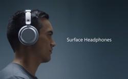 """Microsoft """"trình làng"""" tai nghe chống ồn Surface Headphones, giá 8,1 triệu đồng"""