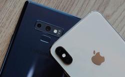 Consumer Reports vẫn đánh giá Galaxy Note9 là smartphone tốt nhất hiện tại sau khi so sánh rất kỹ với iPhone XS/XS Max
