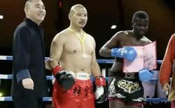 """Góc gian dối: """"Nhà vô địch boxing"""" mà cao thủ Thiếu Lâm nốc-ao trong 43 giây thực ra là du học sinh được thuê về diễn"""