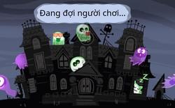 Google mới có game mới mùa Halloween, 8 người chơi cùng lúc vui lắm