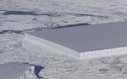 Chuyện gì sẽ xảy ra với tảng băng hình chữ nhật vuông thành sắc cạnh từng gây sốt của NASA?
