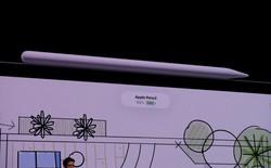 Đây là Apple Pencil 2: điều khiển cử chỉ, dính vào iPad Pro bằng từ tính và sạc không dây