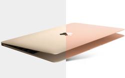 Apple cập nhật màu sắc cho MacBook 12 inch cho đồng màu với MacBook Air mới