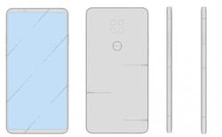 LG được cấp bằng sáng chế smartphone với 3 hoặc 4 camera sau, không có tai thỏ