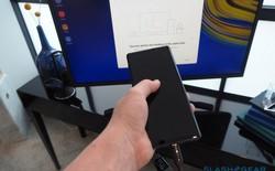 Một sợi cáp trên Note9 chưa là gì, Samsung đang muốn mở Dex mode mà không cần dây, Galaxy S10 sẽ là model đầu tiên có tính năng này?