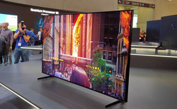 Samsung sắp mở bán dòng TV 8K QLED đầu tiên với giá lên tới 350 triệu đồng