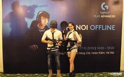 Logitech chính thức ra mắt sạc không dây PowerPlay và tai nghe G933 tại thị trường Việt Nam