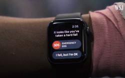 Xem diễn viên đóng thế Hollywood thử kiểm tra tính năng Fall Detection trên Apple Watch Series 4