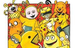 Sẽ ra sao nếu phân loại siêu anh hùng và nhân vật hoạt hình theo màu sắc?