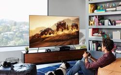 Tại thị trường khó tính bậc nhất thế giới, Samsung vẫn thành công ở 2 phân khúc TV quan trọng này