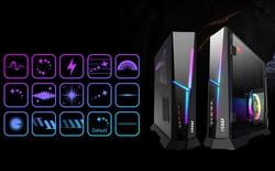 MSI trình làng Trident X, máy tính chơi game nhỏ gọn với chip Intel Core i9-9900K, VGA RTX 2080 Ti