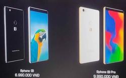 Bphone 3 và Bphone 3 Pro lộ diện trước giờ ra mắt, giá 6.99 và 9.99 triệu đồng