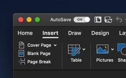 Microsoft Office trên macOS Mojave chuẩn bị có chế độ nền tối