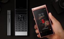 Samsung chính thức trình làng smartphone nắp gập W2019, hai màn hình, hai camera, chip Snapdragon 845