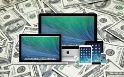 Chưa được sản xuất tại Mỹ nhưng các sản phẩm của Apple đã tăng giá 20% so với năm ngoái