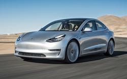 Chiếc sedan điện Tesla Model 3 lập kỉ lục mới, lọt top 10 chiếc siêu xe thể thao nhanh nhất