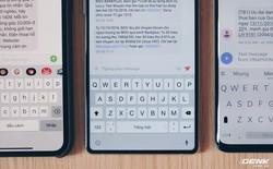 Bàn phím của Bphone 3 có một điểm cực hay mà chưa hãng Android nào làm được